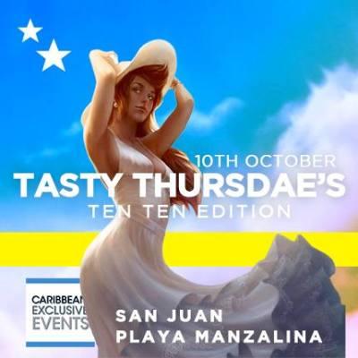 Tasty Thursdae's Curacao