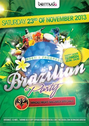 Bermuda Brazilian Party
