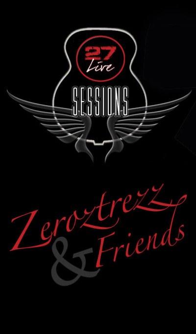 Zero Ztrezz Jam Session at 27 Curacao