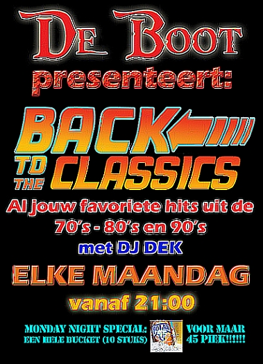 Back to the Classics Curacao