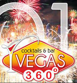 New Year's Eve at Vegas 360 Curacao