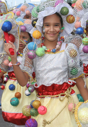 Curacao Carnival Children Parade