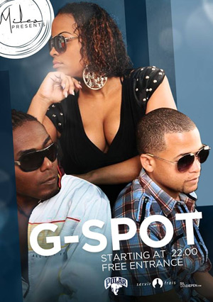 G-Spot at Miles Curacao
