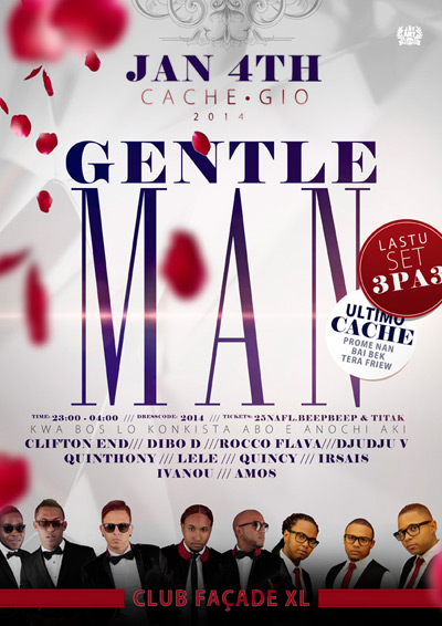 Gentleman by Cache & Gio