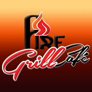 Fire grill cafe Curacao
