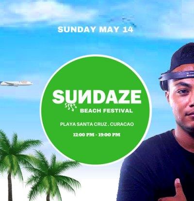Sundaze at Santa Cruz Beach Curacao