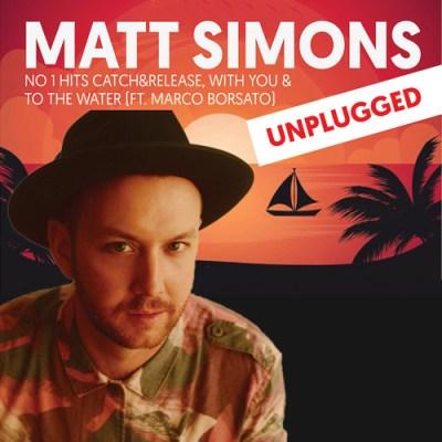 Matt Simons Live at Rock Beach Curacao