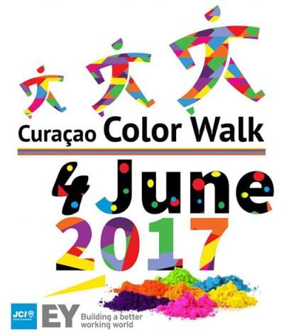 Curacao Color Walk 2017