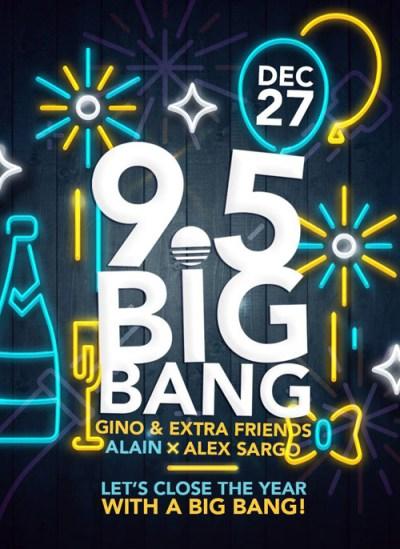 9.5 Big Bang at Cabana Beach Curacao