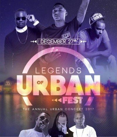Legends of Urban at Chobolobo Curacao