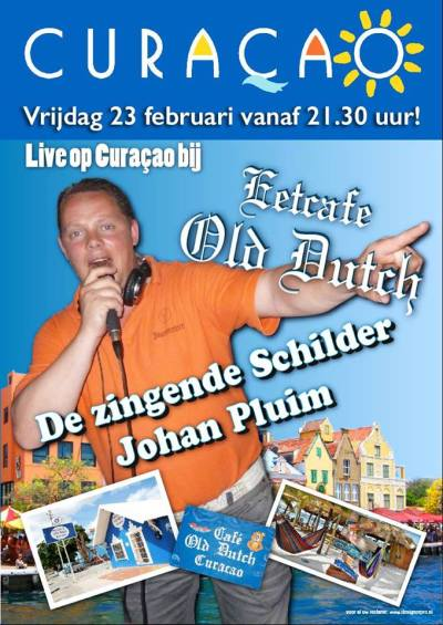 Dutch Evening at Old Dutch Curacao