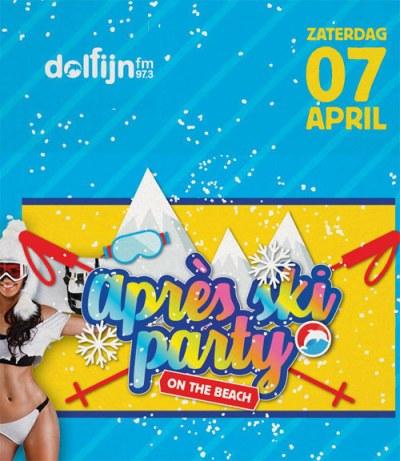 Dolfijn FM Apres Ski Party on the Beach at Mambo Beach Curacao