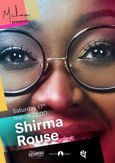 Shirma Rouse Live at Miles Jazz Cafe Curacao