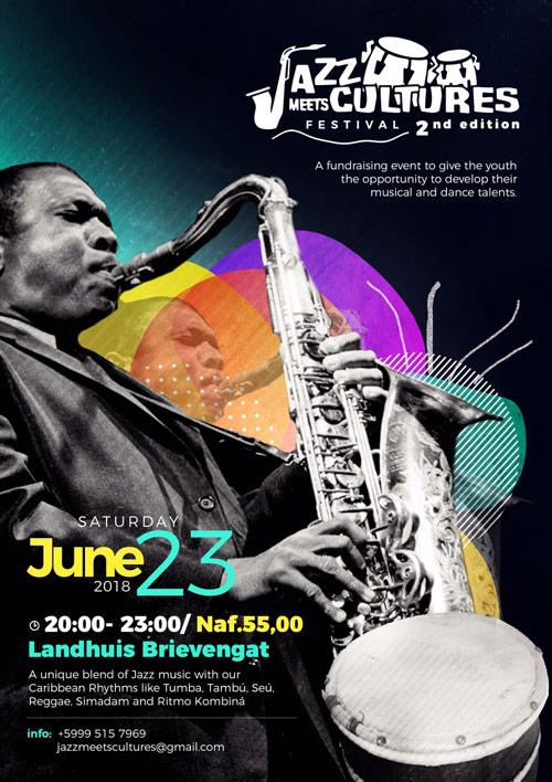 Jazz Meets Cultures at Landhuis Brievengat