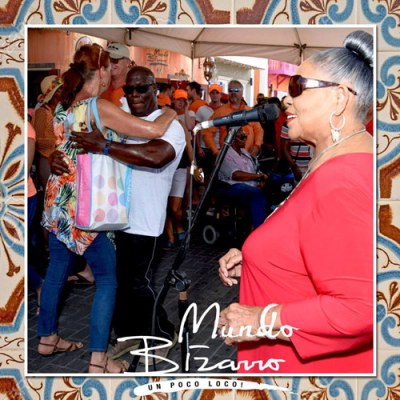 Salsa Sessions at Mundo Bizarro Curacao