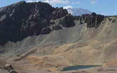 Cerro Grande Mining busca un pórfido de cobre en la región de Valparaíso
