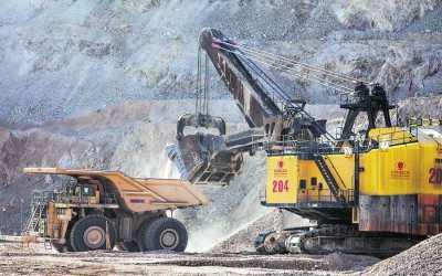 Minería logra su mejor inicio de año desde 2015, pero ya muestra signos de deterioro