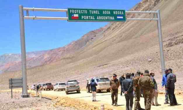 Tensa relación diplomática entre Chile y Argentina deja sin efecto reunión para debatir sobre el Túnel Agua Negra
