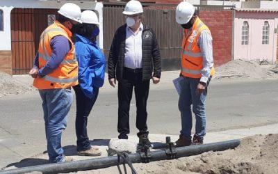 Aguas del Altiplano Culmina el 2020 con Significativas Inversiones en Infraestructura de Redes Sanitarias