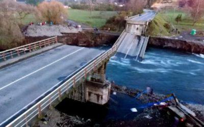 Osorno: Vialidad confirma para el segundo semestre de 2021 licitación para reparar Puente Cancura