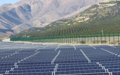 Parque fotovoltaico en La Serena recibió luz verde