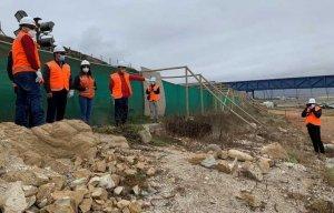 Planta desaladora de Minera Los Pelambres: Concejo Municipal de Los Vilos visitó obras del proyecto INCO en Punta Chungo
