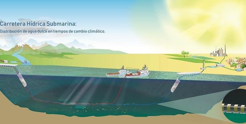 Proyecto para llevar agua a región de Atacama es incluido en lista de 1000 soluciones para cambiar el mundo