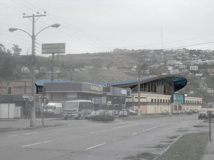 Mercado Talcahuano