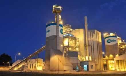 Tras acuerdo con Enel, plantas cementeras de Melón comenzarán a operar con energía renovable