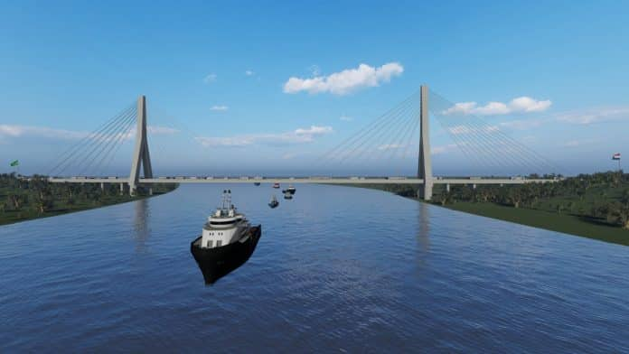 Paraguay y Brasil aprueban pliegos para construcción de puente que consolidará Corredor Bioceánico