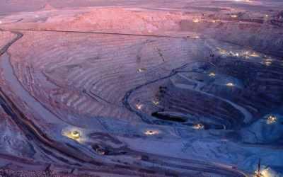 Transmisión: nuevas obras eléctricas para Minera Escondida ingresan a calificación ambiental