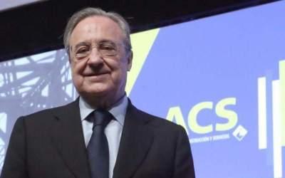 ACS vende a Vinci su negocio industrial por casi 4.980 millones