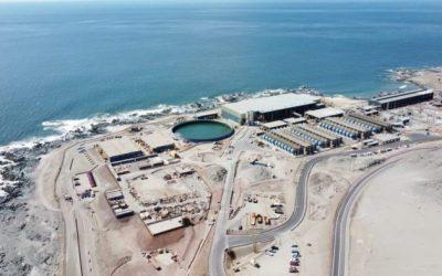 CGR se pronuncia sobre la procedencia de ejecutar un proyecto de desalinización de agua de mar bajo el sistema de concesión de obra pública