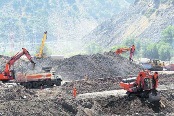 Alto Maipo concluye excavación de túneles y entra a su fase final de construcción