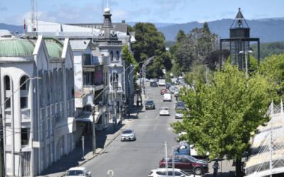 """Presidente del Core de Los Ríos ratificó """"lápida"""" a proyecto original de Centro Cívico de Valdivia"""
