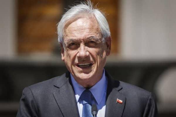 """Presidente Piñera: """"El alto valor actual del cobre y sus promisorias perspectivas futuras generan una fuerte reactivación de los proyectos mineros"""