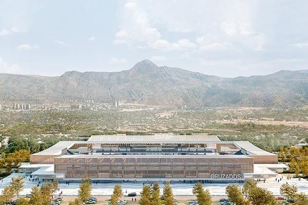 Nuevo Estadio UC