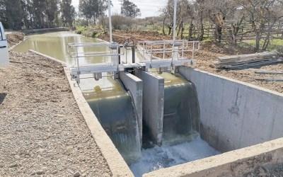 Maule logra histórica inversión en riego cercana a los $100.000 millones en período 2018-2020