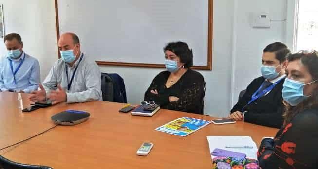 Directivos y funcionarios de Rengo y Pichilemu conocieron sistema APP para construir los nuevos hospitales