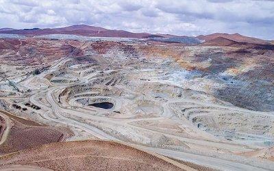 """Teck reporta que avance de Quebrada Blanca II superó """"la mitad del camino"""" en abril"""