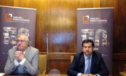 Moller y Pérez-Cotapos retoma iniciativas con el lanzamiento de 21 proyectos por US$ 230 millones