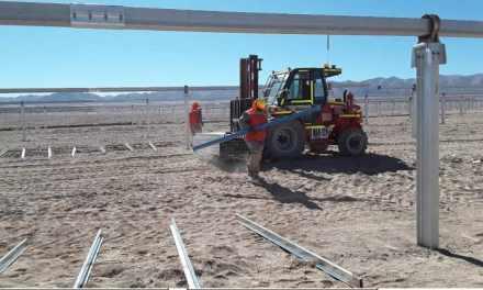 Generación eléctrica: primer trimestre cierra con 6.675 MW de proyectos en construcción