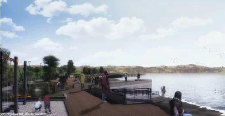 Finaliza segunda etapa de licitación de costanera en Curaco de Vélez