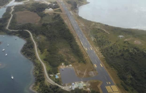 Aeropuerto Puerto Williams
