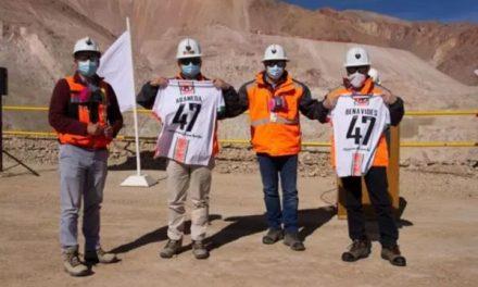 Codelco inicia la construcción del proyecto Rajo Inca en Chile, con una inversión de más de 1.100 millones