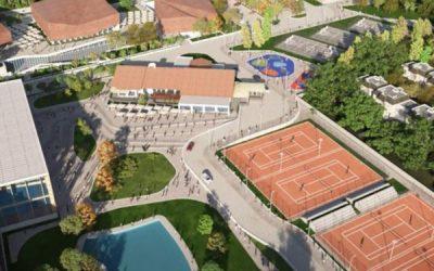 Un megaproyecto vs. sus inquilinos: el millonario plan que transformará el Estadio Las Condes en una casa del deporte