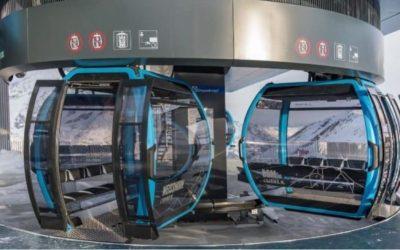 Teleférico Bicentenario en Chile recauda el financiamiento para su construcción
