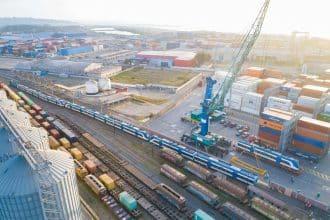 EFE reafirma compromiso para concretar plataforma logística ferroportuaria