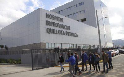 Hospital Biprovincial Quillota-Petorca: Así se viven los preparativos para la esperada apertura de puertas