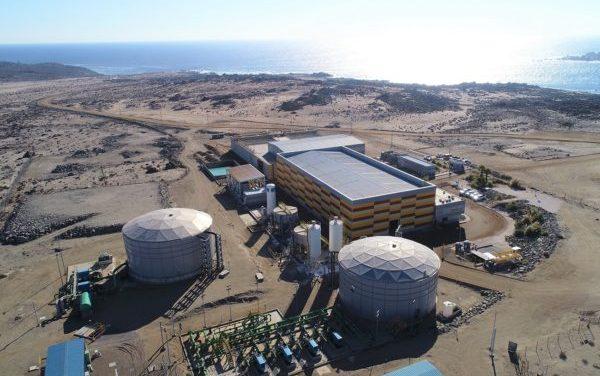 Inician estudios para anteproyecto de planta desaladora para Coquimbo y La Serena